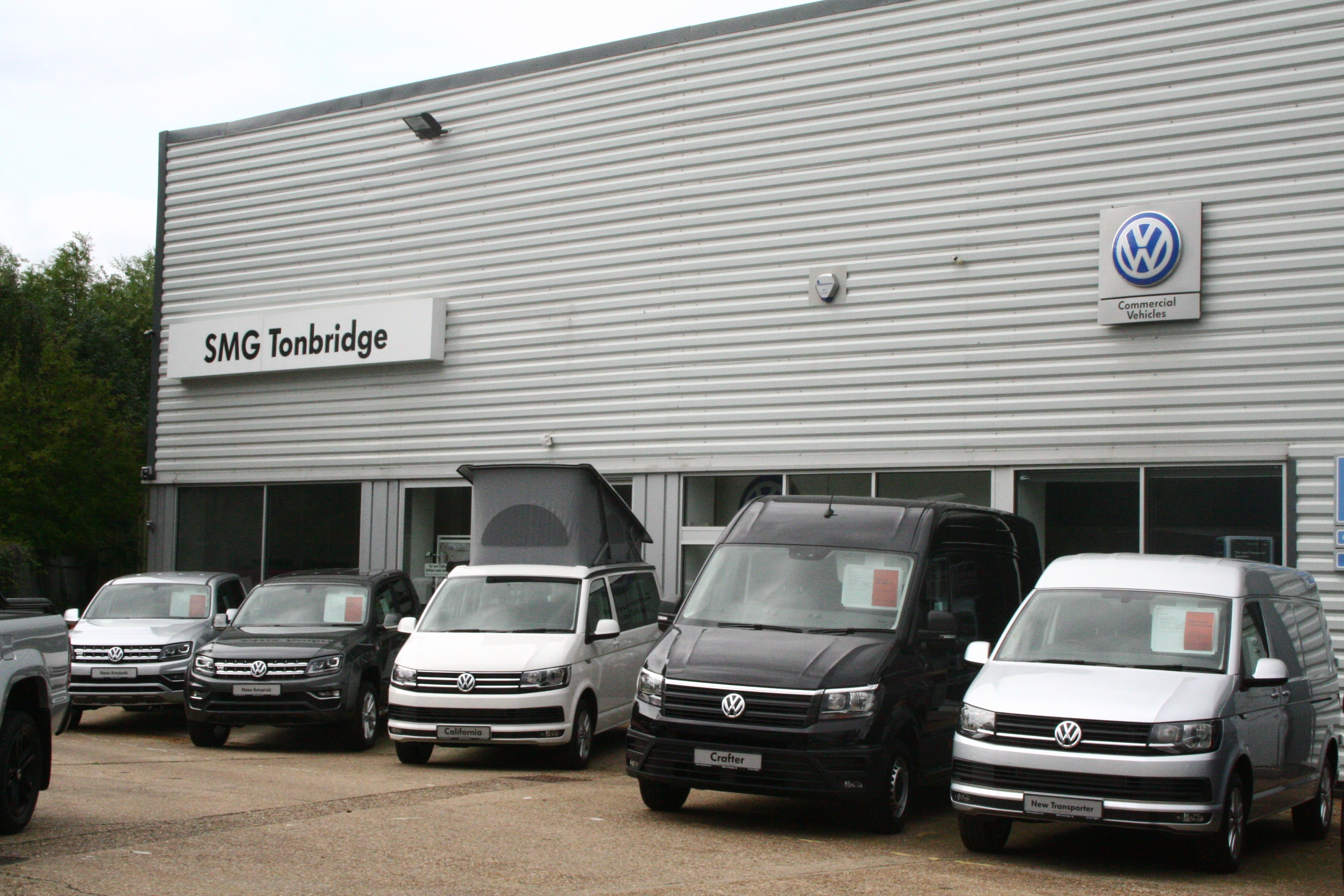 SMG Tonbridge VW