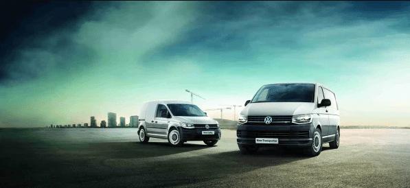 VW Caddy & VW Transporter