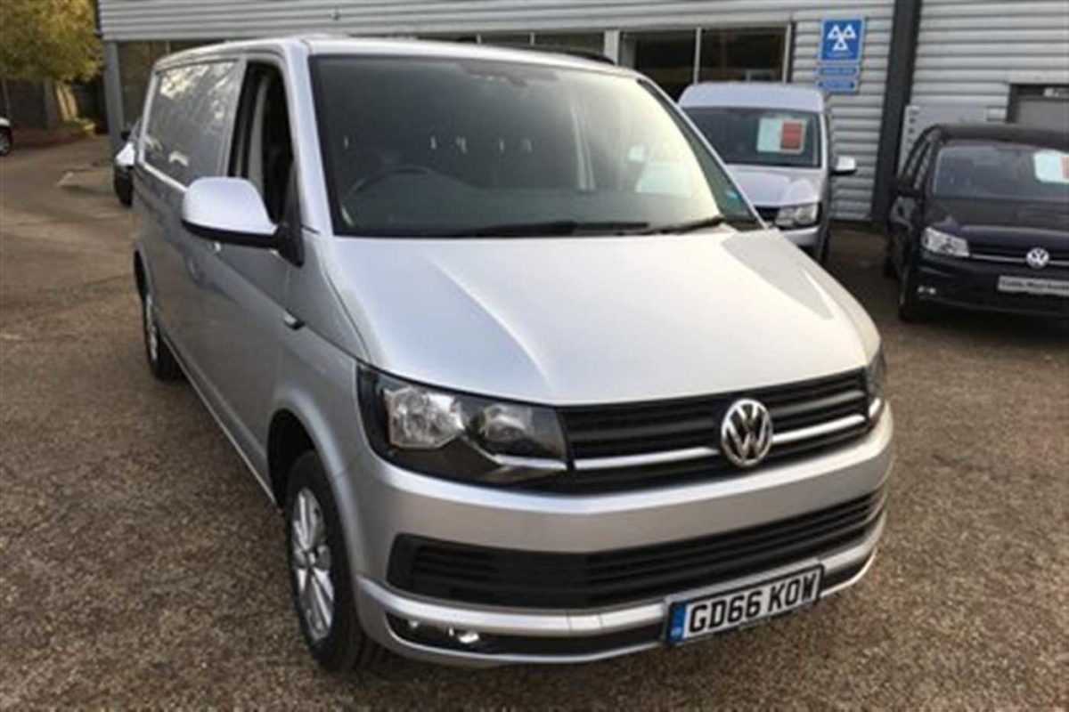 Transporter T28 PV 2.0 TDi 102PS BMY LWB Highline
