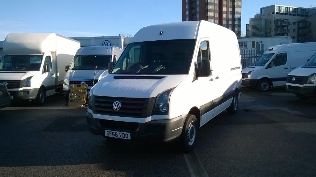 Crafter PV CR35 2.0TDi 136PS MWB HighRoof
