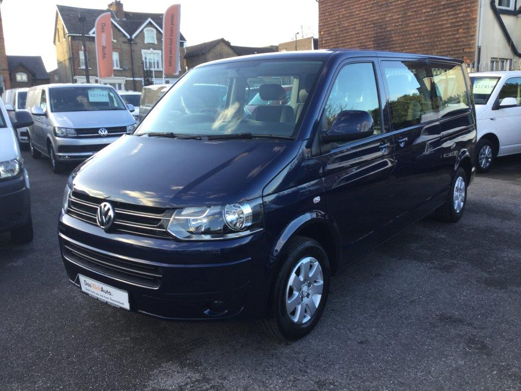 T30 Shuttle SE 2.0 TDi 140PS LWB DSG