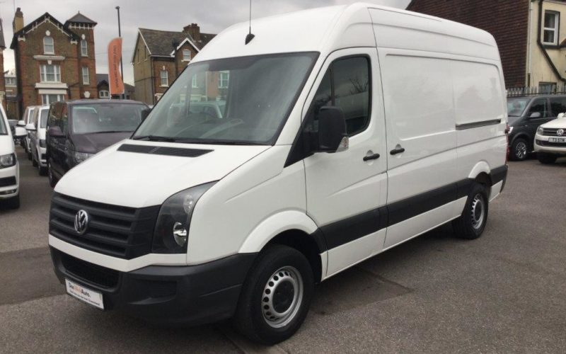 Crafter PV 2.0 TDi 109PS CR35 MWB High Roof