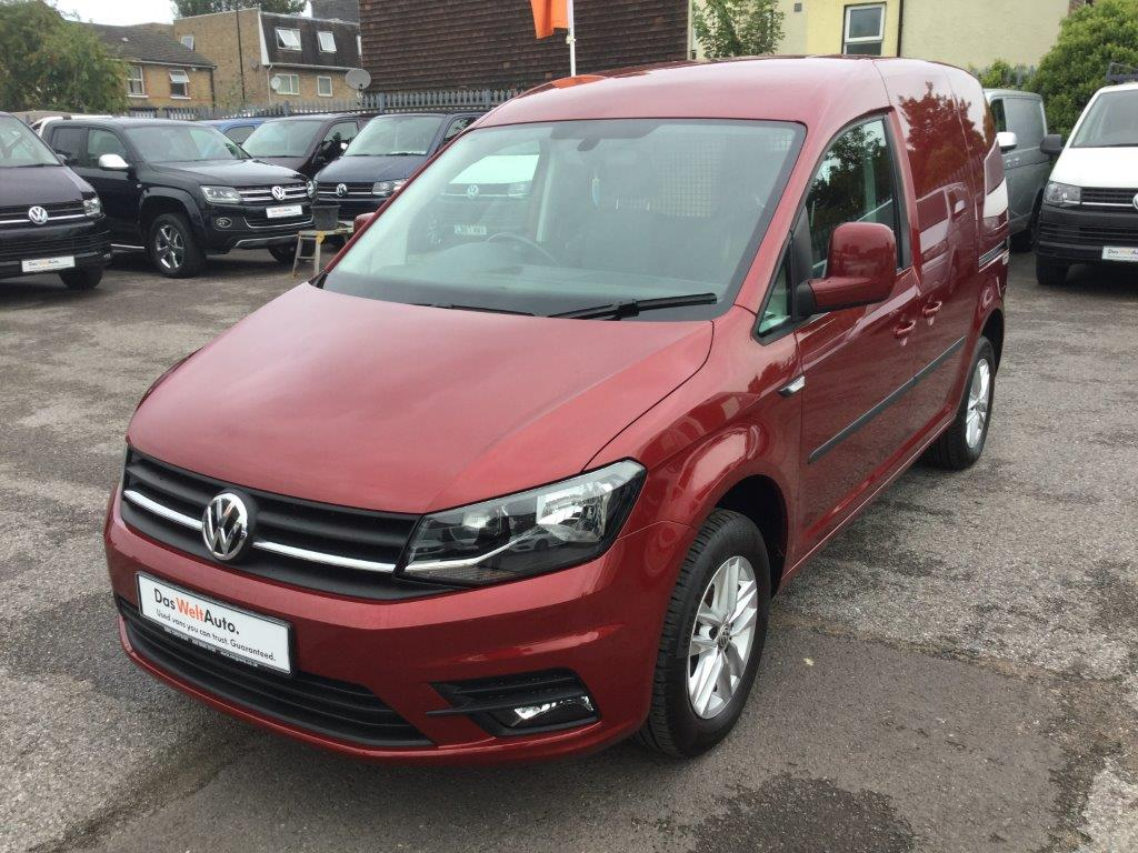 Caddy PV 2.0 TDi 102PS C20 BMT Highline