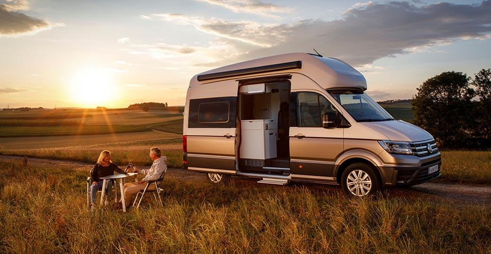 Grand California Motorhome