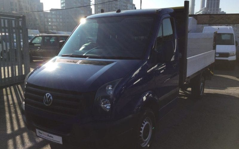 Crafter Chassis Cab ETG 2.0TDi 109PS CR35 MWB Dropside
