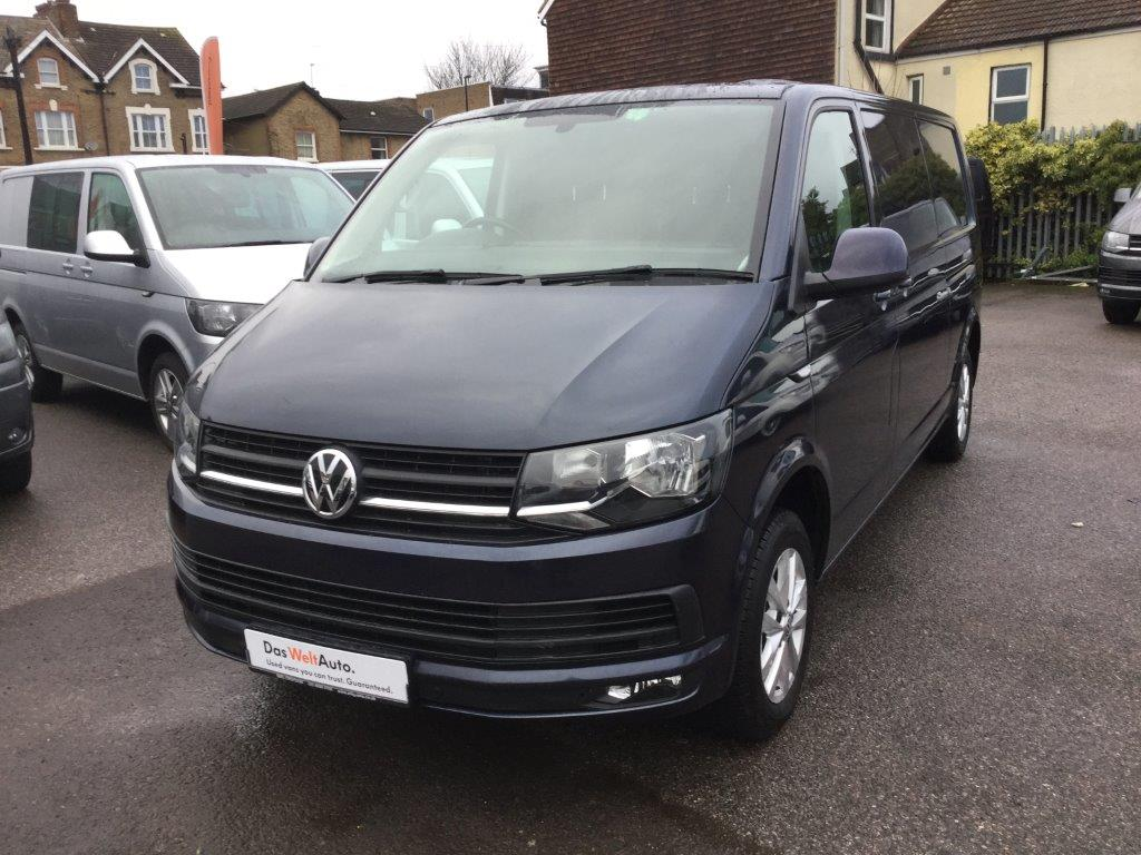 T28 PV 2.0TDi 102PS BMT LWB Highline Tailgate