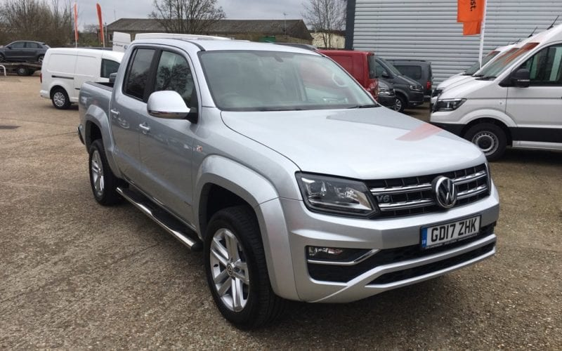Amarok 3.0TDi V6 224PS EU6 4Motion Highline DSG Auto