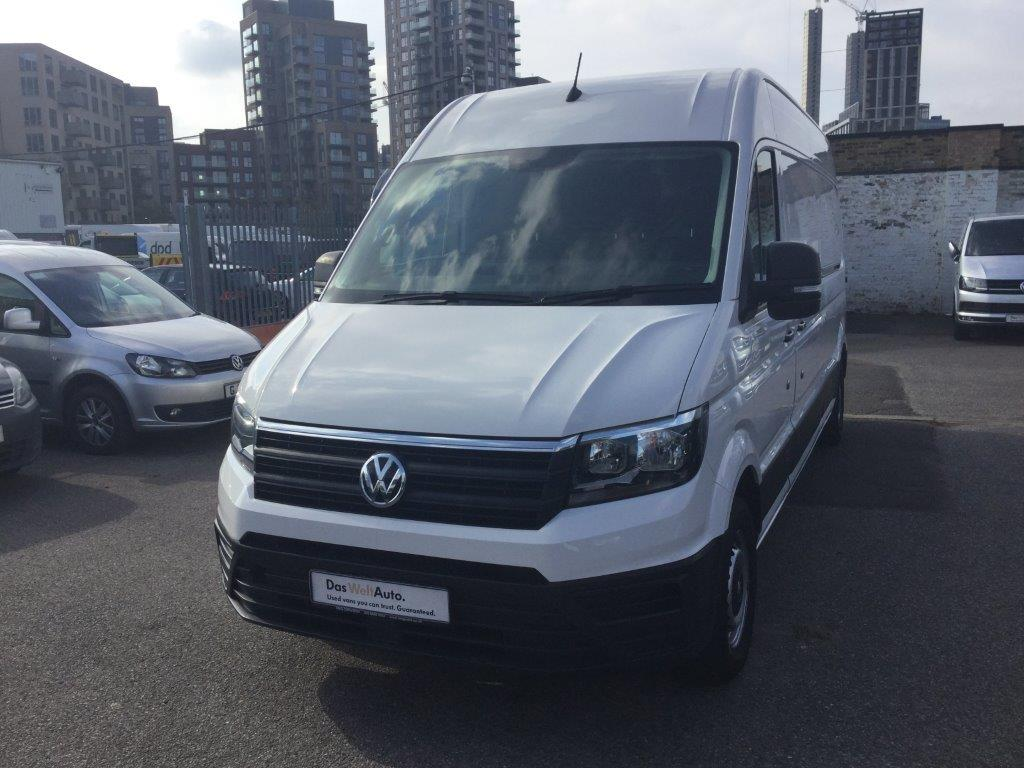 Crafter PV 2.0TDi 140PS CR35 LWB Startline