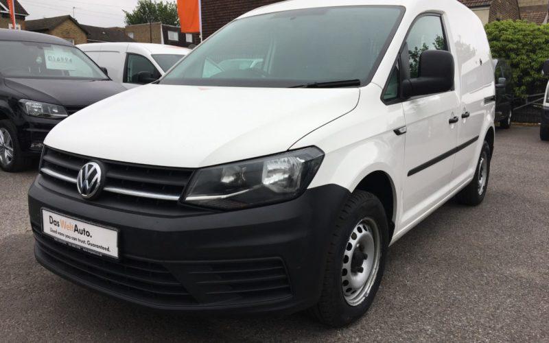 Caddy Van 2.0 TDI (102PS) C20 Startline BMT