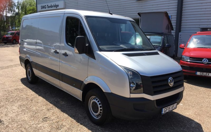 Crafter PV 2.0TDI CR35 136PS MWB Highroof
