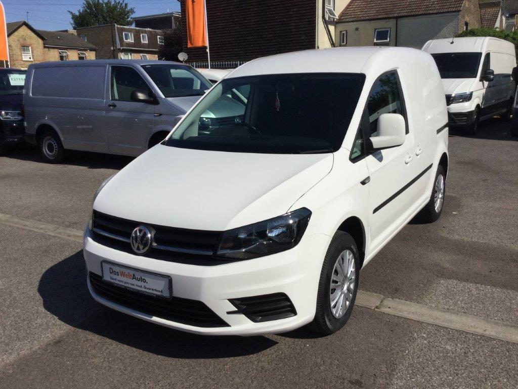 Caddy PV 2.0TDi 102PS EU6 BMT