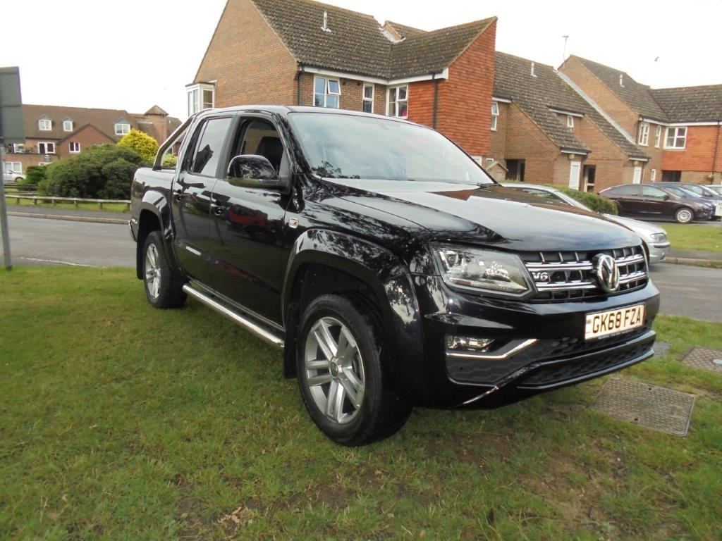 Amarok 3.0 V6 TDi 224PS 4Motion DSG Auto