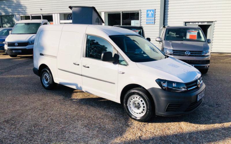 Caddy Maxi PV 1.6TDi 102PS EU6 C20 Startline