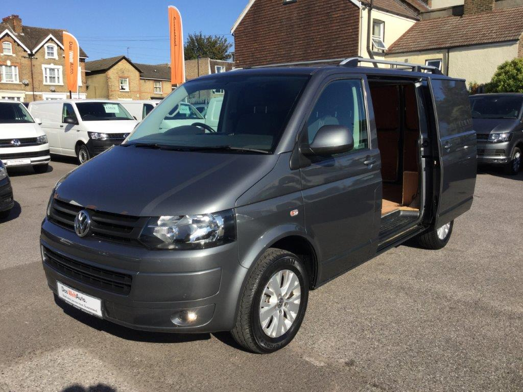 T28 PV 2.0TDi 102PS EU5 SWB Highline