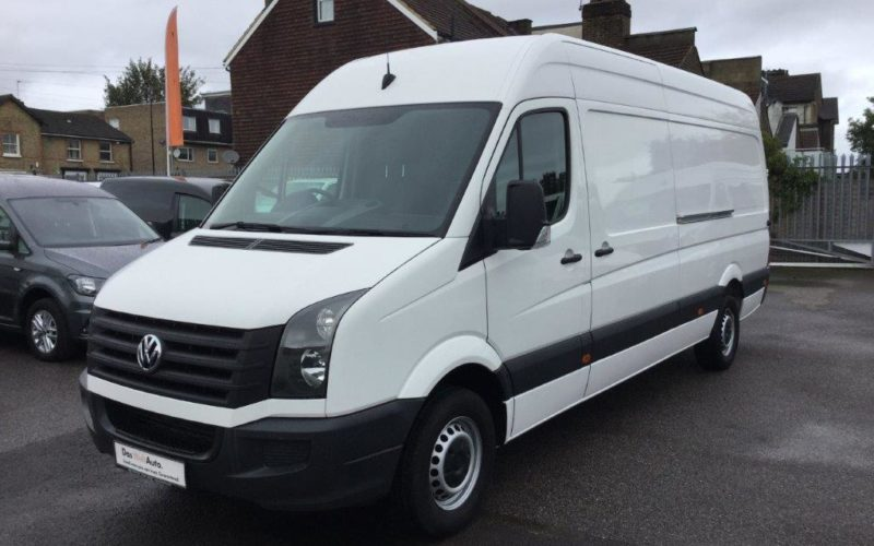 Crafter PV 2.0Tdi CR35 109PS LWB
