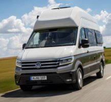 VW Grand California Motorhome